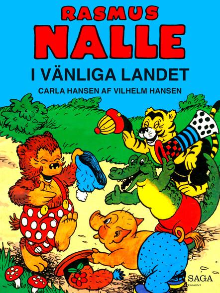 Rasmus Nalle i vänliga landet