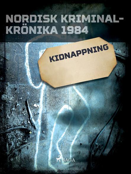 Kidnappning