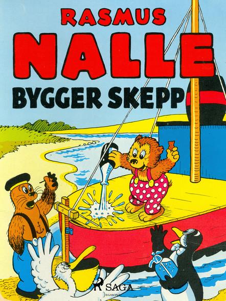 Rasmus Nalle bygger skepp