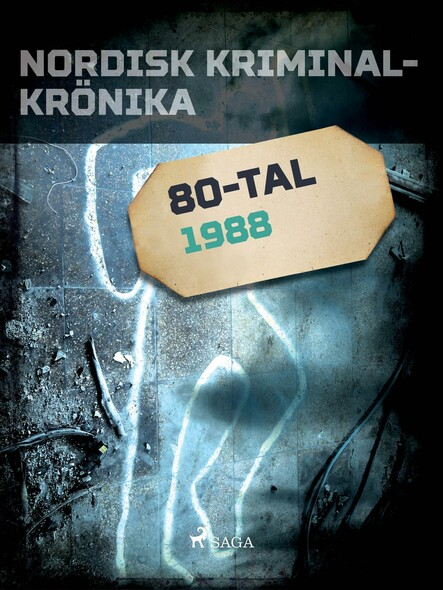 Nordisk kriminalkrönika 1988