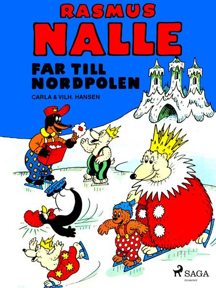 Rasmus Nalle far till Nordpolen