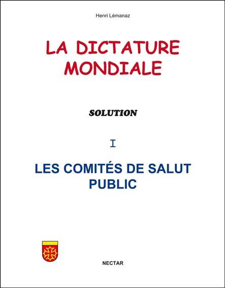 Dictature mondiale La