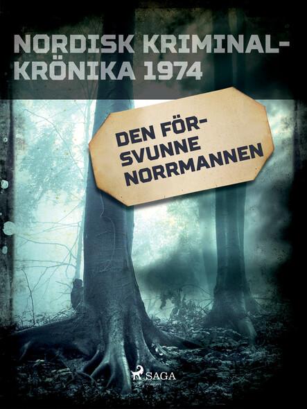 Den försvunne norrmannen