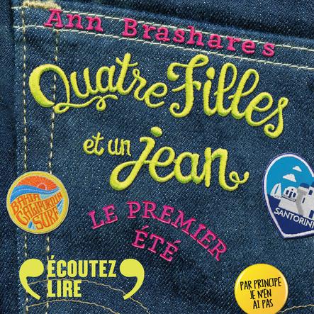 Quatre filles et un jean (Tome 1)