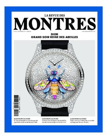 Revue des montres N°248 - Septembre 2019