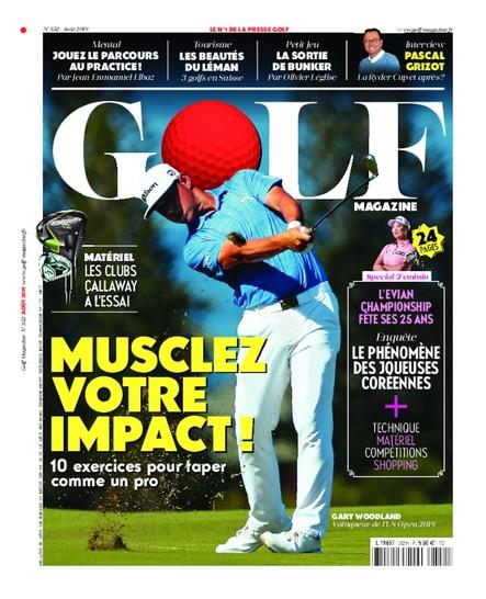 Golf Magazine - Août 2019