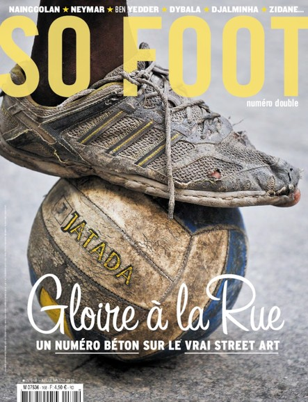 So Foot - Juillet 2019 - N°168