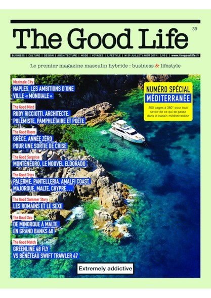 The Good Life N°39 - Juillet/Août 2019