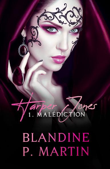 Harper Jones - 1. Malédiction