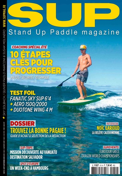 Stand Up Paddle - Août/Septembre 2019
