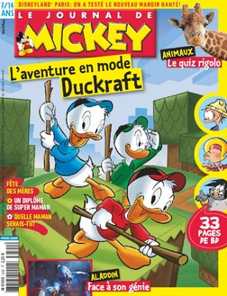Le Journal De Mickey - 22 Mai 2019 |