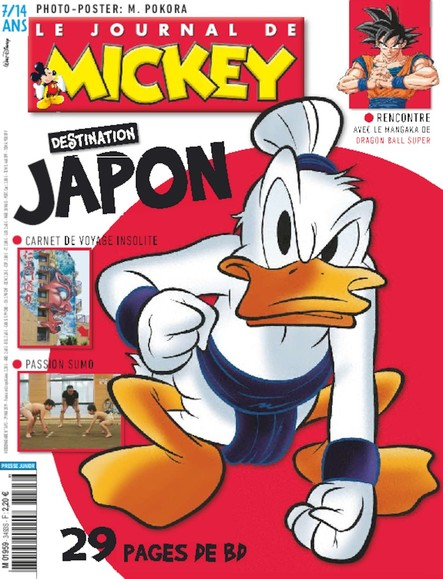 Le Journal De Mickey - 29 Mai 2019