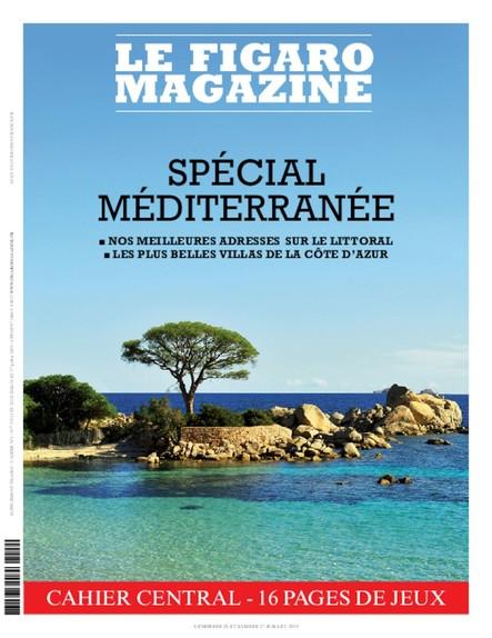 Figaro Magazine : Spécial Méditerranée