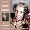Contre-histoire de la philosophie, vol. 23.2 : Hannah Arendt. La pensée post-nazie 2 : Contre-histoire de la philosophie 23.2