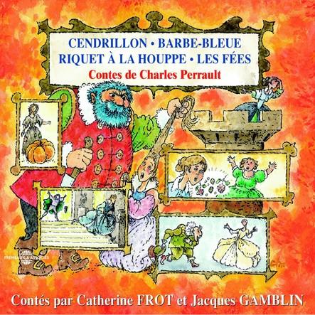 Contes de Charles Perrault, vol. 2