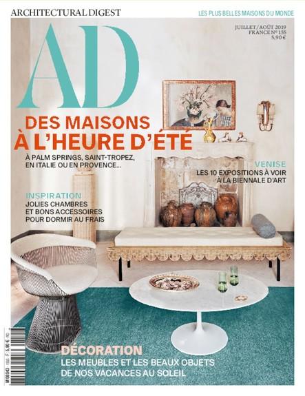 Architectural Digest - Juillet/Août 2019