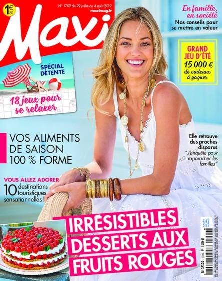 Maxi | Juillet 2019 | N°1709