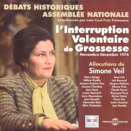 L'interruption volontaire de grossesse : Débat Assemblée Nationale novembre-décembre 1974