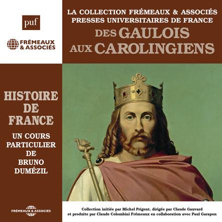 Histoire de France, vol. 1 : Des Gaulois aux Carolingiens : Histoire de France en 8 parties