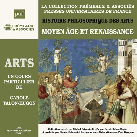 Histoire philosophique des Arts, vol. 2 : Moyen-Age et Renaissance : Presses Universitaires de France