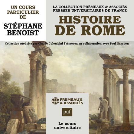 Histoire de Rome : Presses universitaires de France