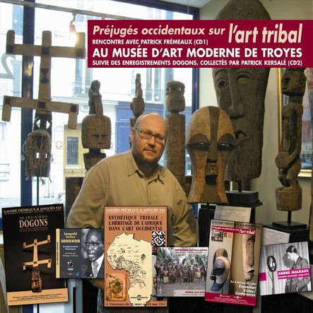 Préjugés occidentaux sur l'art tribal