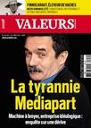 Valeurs Actuelles - Août 2019 - La Tyrannie Mediapart