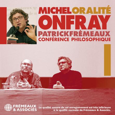 Oralité : Conférence philosophique de 3h30