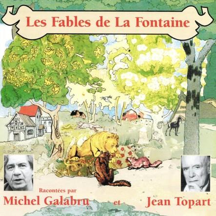 Les fables de La Fontaine, vol. 1 : A partir de 6 ans