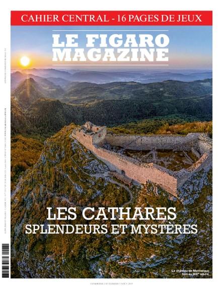 Figaro Magazine : Les Cathares