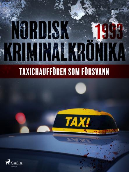 Taxichauffören som försvann