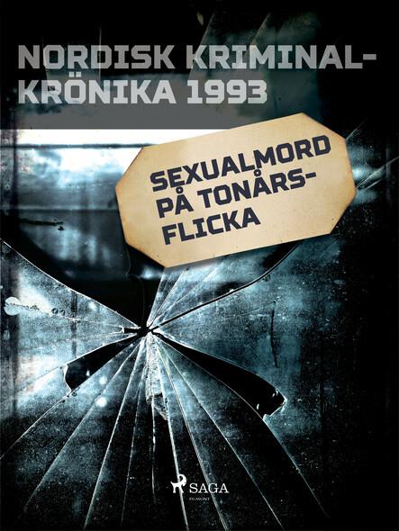 Sexualmord på tonårsflicka