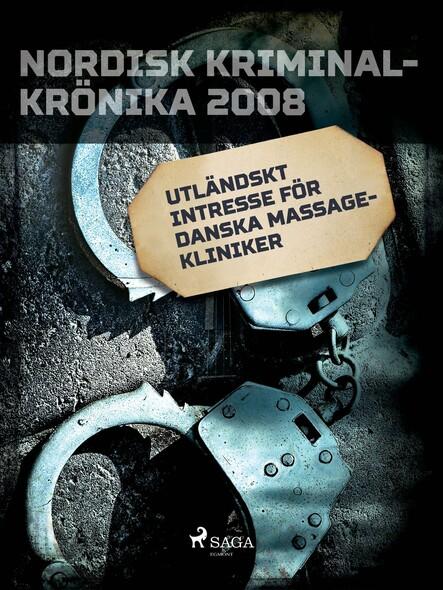 Utländskt intresse för danska massagekliniker