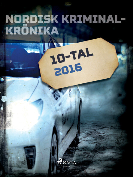 Nordisk kriminalkrönika 2016