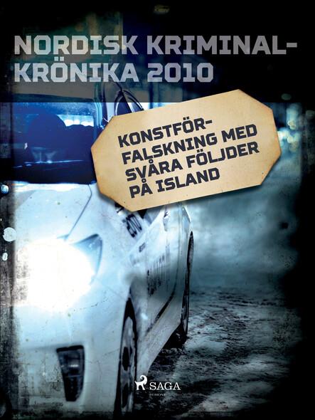 Konstförfalskning med svåra följder på Island