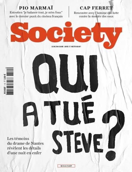 Society - Août 2019 - N°112