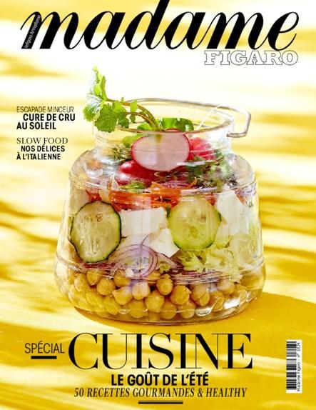 Madame Figaro - Août 2019 - N°1824