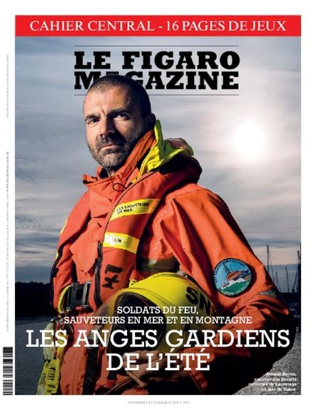 Figaro Magazine : Les Anges Gardiens de l'Été