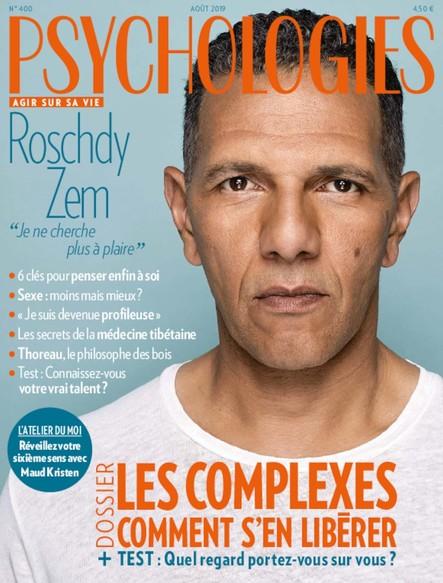 Psychologies Magazine - Juillet 2019