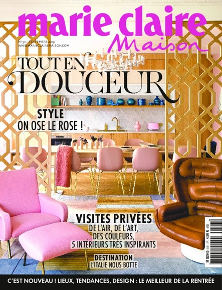 Marie Claire Maison - Septembre 2019