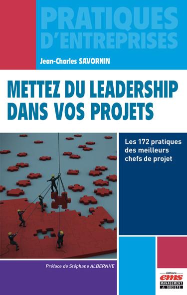 Mettez du leadership dans vos projets : Les 172 pratiques des meilleurs chefs de projet