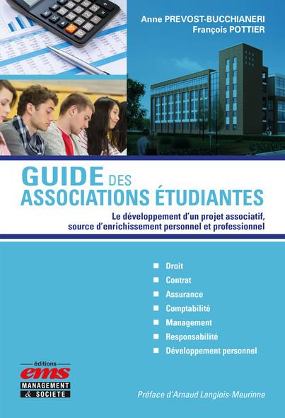 Guide des associations étudiantes : Le développement d'un projet associatif, source d'enrichissement personnel et professionnel