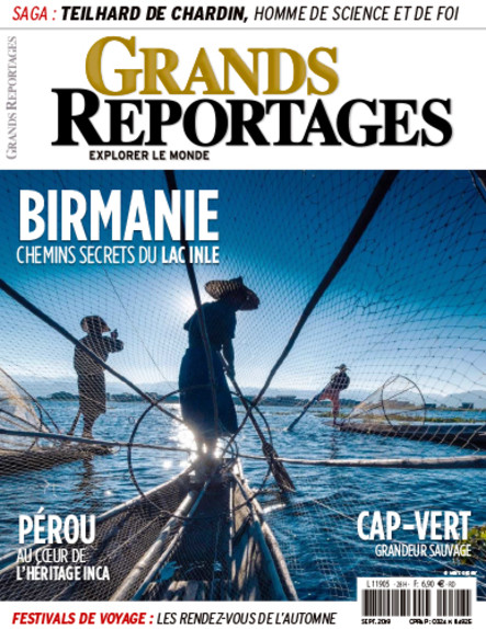 Grands reportages - Septembre 2019