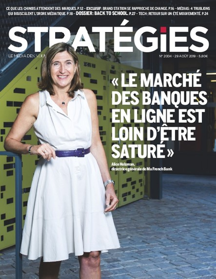 Stratégies N°2004