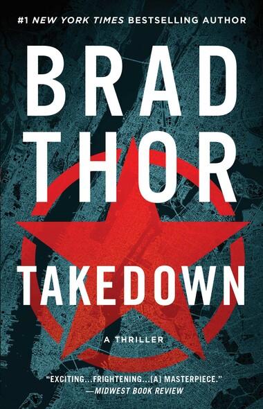 Takedown : A Thriller