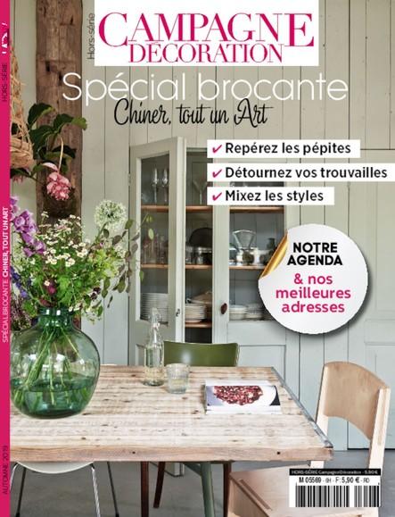 Campagne décoration - HS - Automne 2019