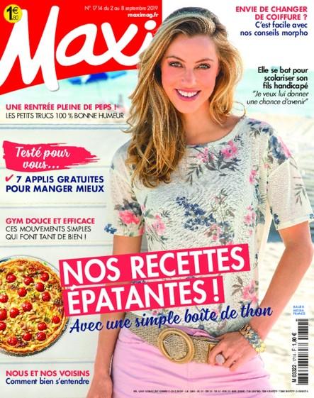 Maxi   Septembre 2019   N°1714