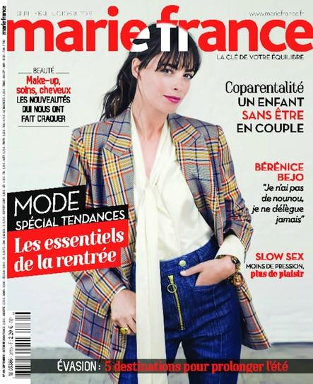 Marie France - Août 2019