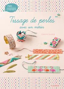 Tissage de perles avec un métier | Soulères, Caroline