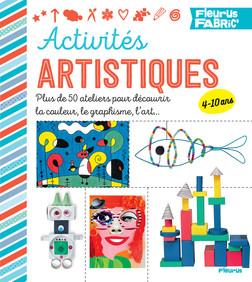 Activités artistiques : Plus de 50 ateliers pour découvrir la couleur, le graphisme, l'art... | Sandra Boursin